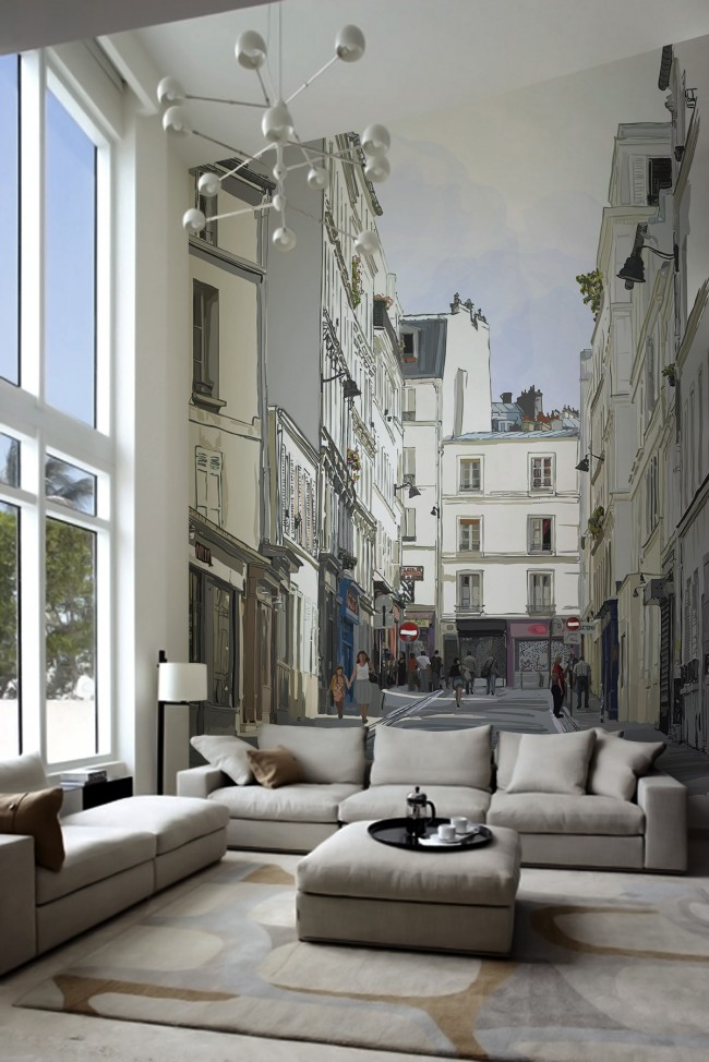 Montmartre-Wall-Mural-by-PIXERS-650x974