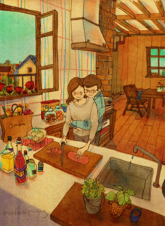 sweet-couple-love-illustrations-art-puuung-32__700