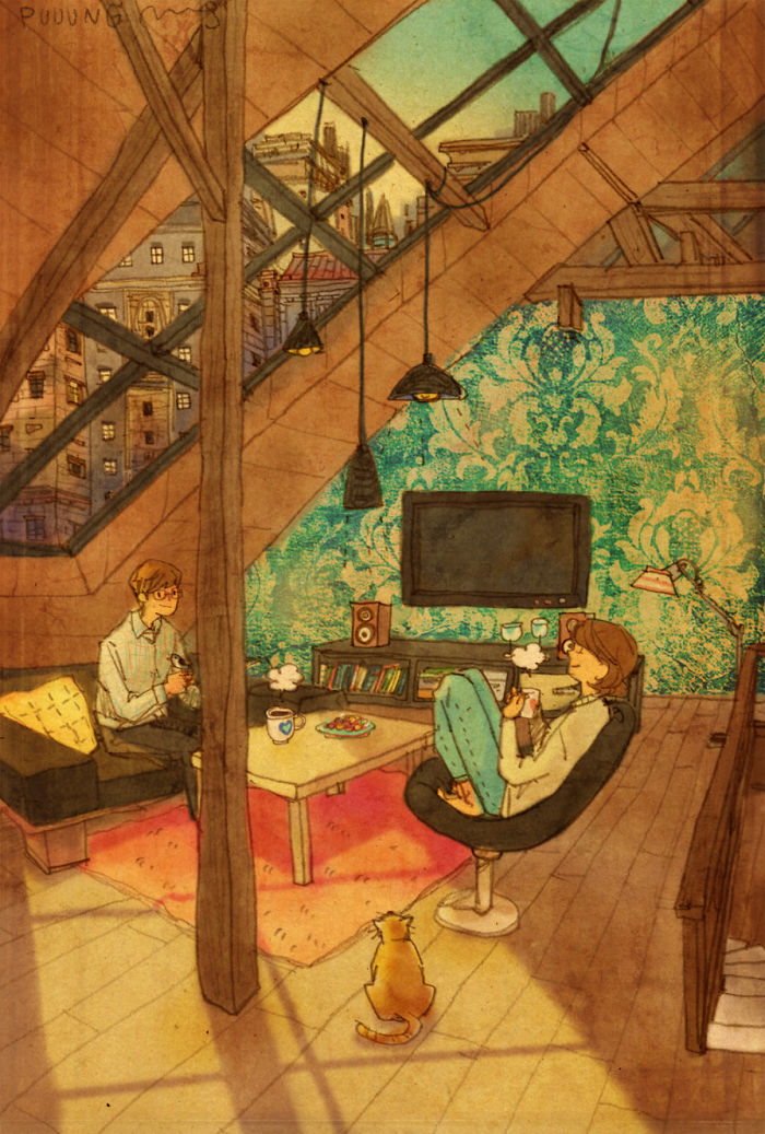 sweet-couple-love-illustrations-art-puuung-44__700