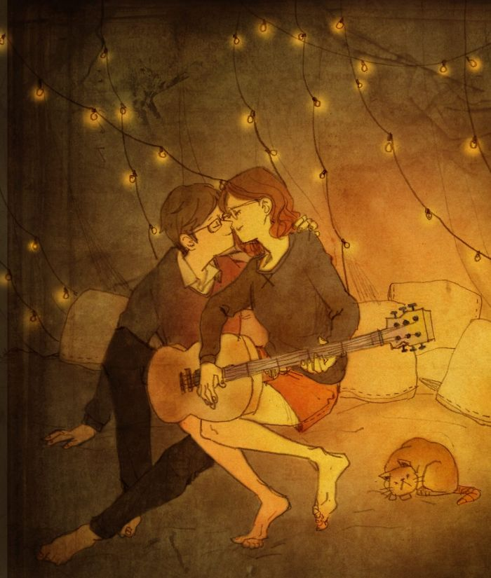 sweet-couple-love-illustrations-art-puuung-49__700